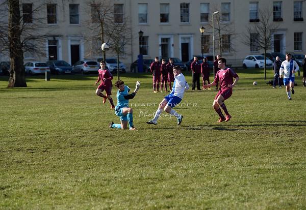 St Johns vs Bridgeton Amateurs