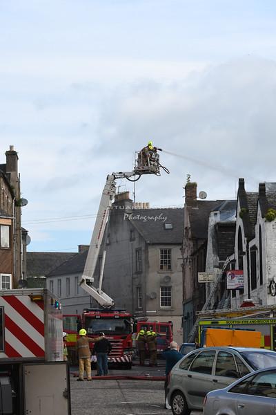 Whitehorse Inn Fire