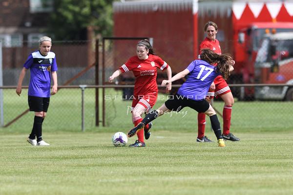 East Fife vs Jeanfield Swifts Ladies