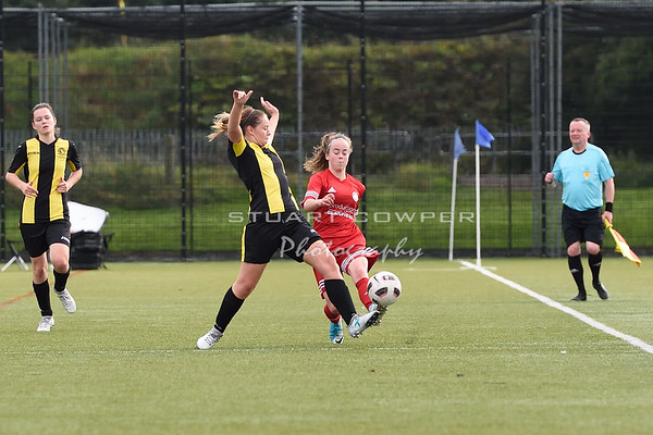 Edinburgh Uni Hutchison Vale vs Jeanfield Swifts Ladies
