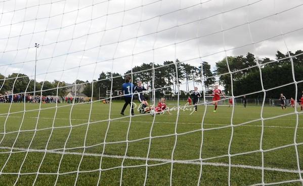 Jeanfield Girls Under 15s Cup Final