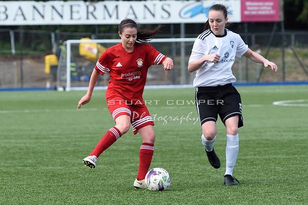 Jeanfield Ladies v Glasgow Girls