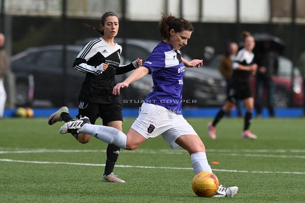 Jeanfield Swifts Ladies vs Glasgow City