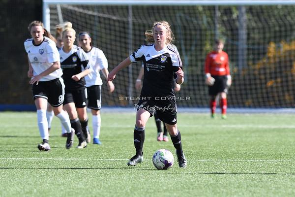 Jeanfield Ladies vs Glasgow Girls
