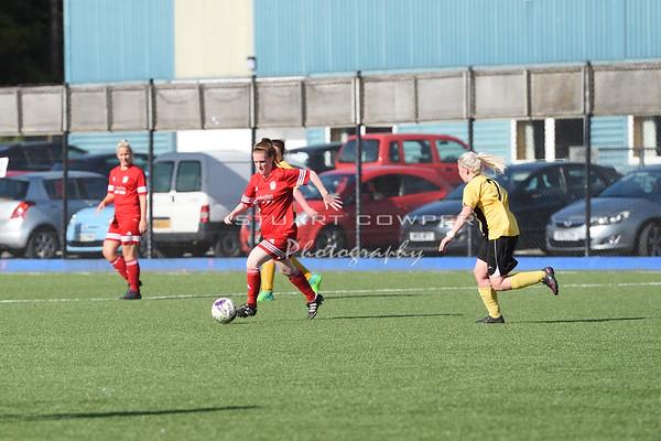 Jeanfield Ladies vs Westerlands
