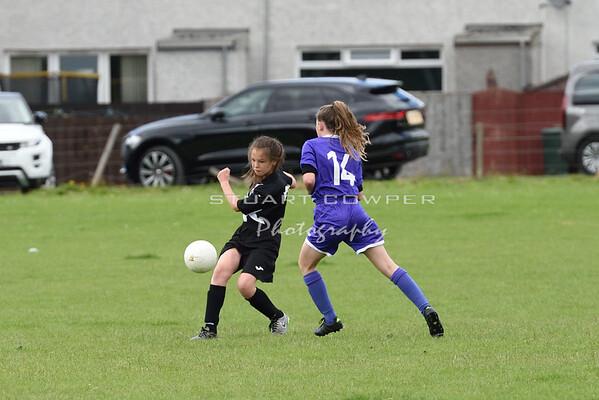 Jeanfield Swifts Girls 15s vs Dunfermline