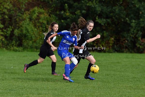Jeanfield Swifts Girls 15s vs Forfar Farmington Falcons