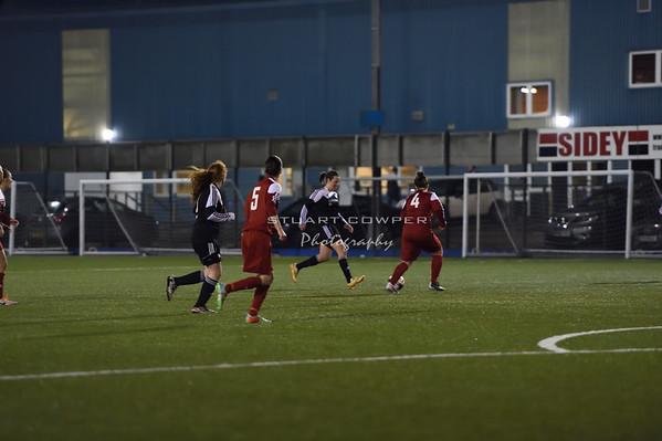Jeanfield Swifts Ladies vs Inverness City