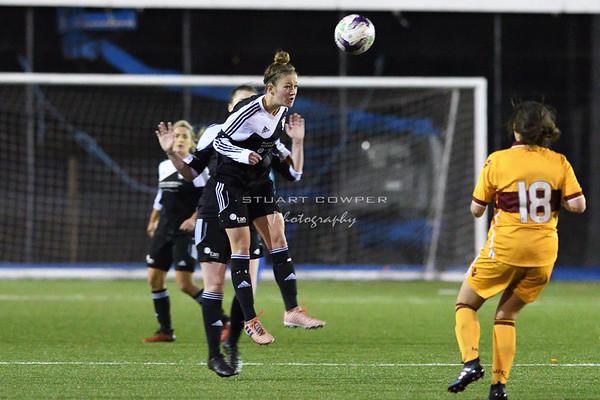 Jeanfield Swifts Ladies vs Motherwell