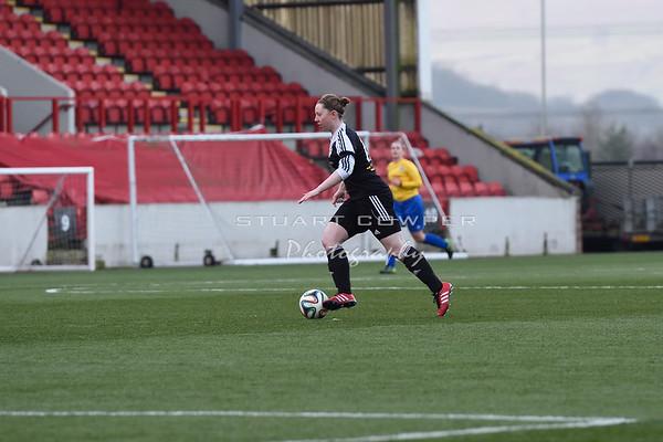 Jeanfield Swifts Ladies vs Cumbernauld Colts