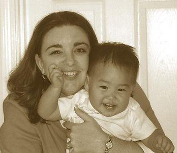 052104 Ethan & mom day of finalization KIM001