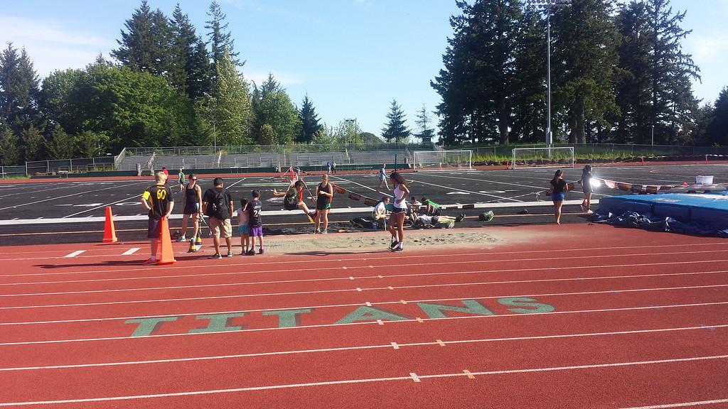 5.7.15 Track meet