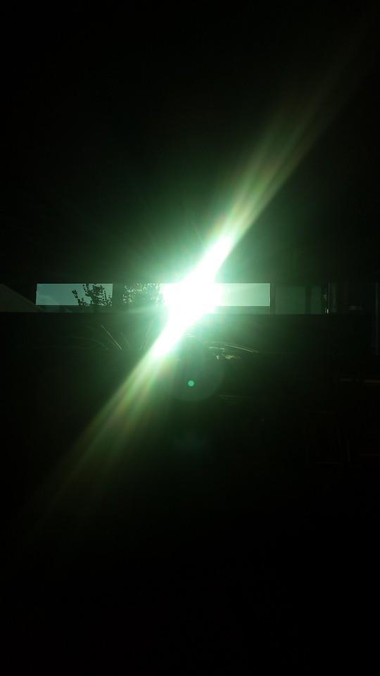 10.16.15 tbe sun shining in my office window