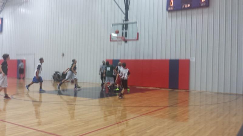 10.11.15 ethan playing basketball