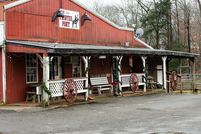 The Painted Pony riding stables, owed by Stacey Segar Carpenter.