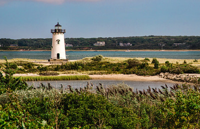 Edgartown Light on Martha's Vineyard