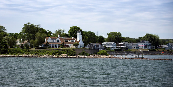 Poplar Point Light