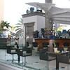 Bar area at pool