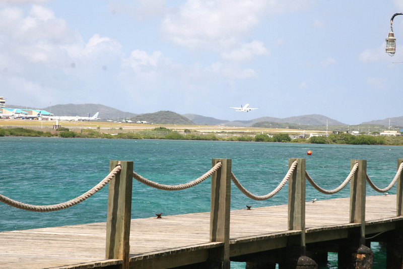 Island Dock at Renisance Island