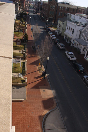Annapolis , West St. Corridor and street treatments.