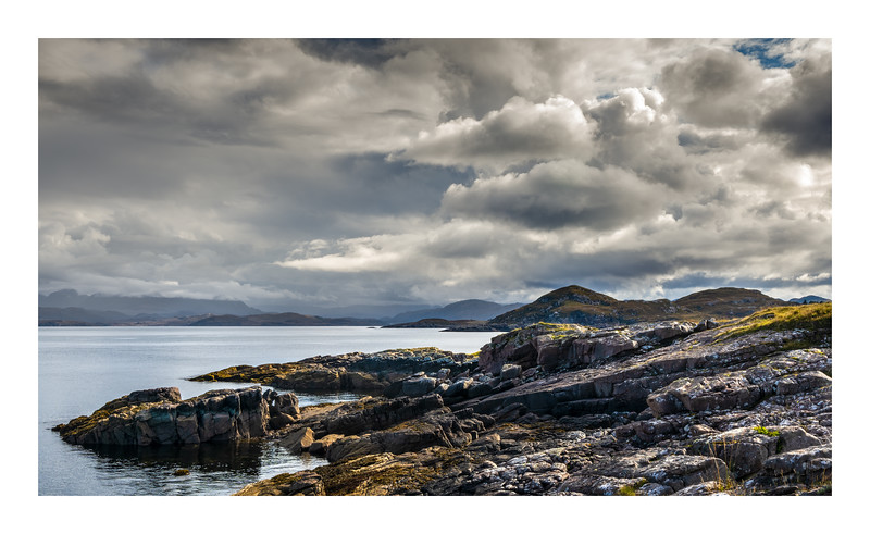 Wester Ross Seascape
