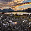 Sunrise over Loch Torridon