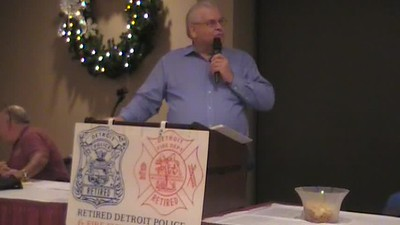 November 2013 General Meeting