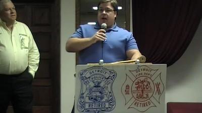 Attorney Ryan Plecha of Lippitt O'Keefe Law Firm