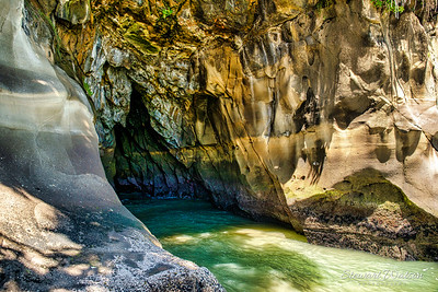 Muriwai Sea Cave