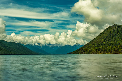 Lake Rotoroa Nelson
