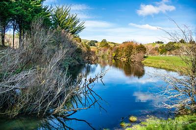 Alfredton pond
