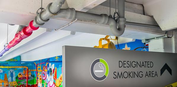 Smoking Area-2