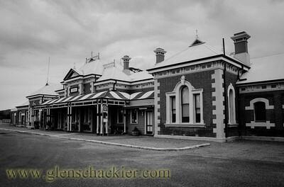 Mudgee Train Station