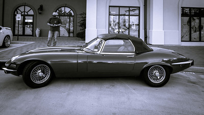 Jaguar E-type-8445