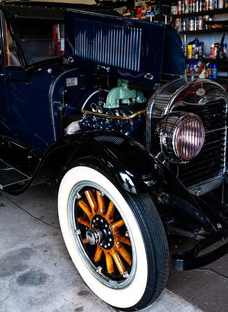 1932 Lincoln V-8-5796