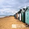 11-18-2013 Beach Huts on Mersea Island
