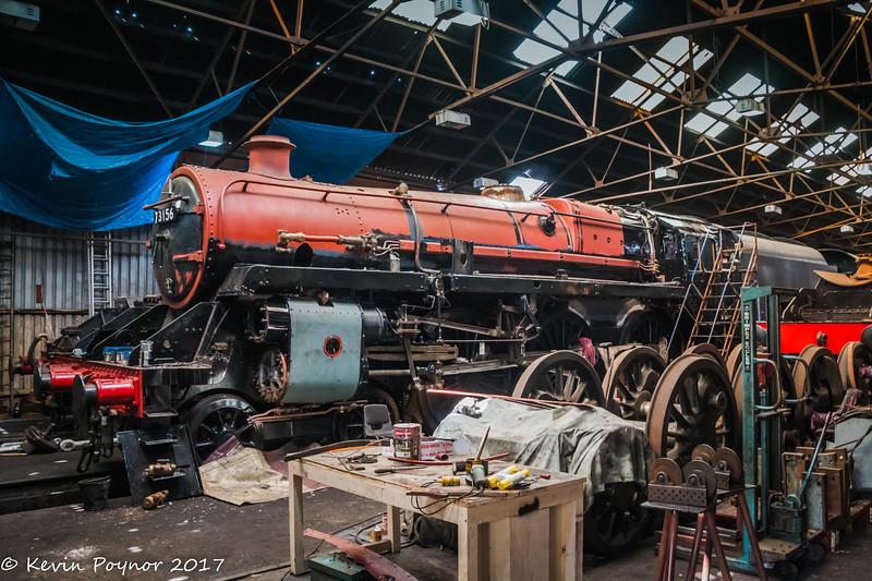 17-May-17 Under Restoration.