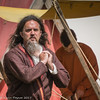 A member of Regia Anglorum Re-enactment Society