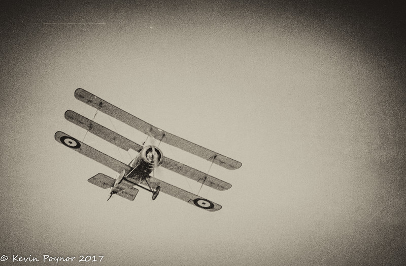 28-Dec-17 Sopwith Triplane.
