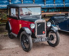 23-Apr-17 Happy St. George's Day. Today's offering is this lovely Austin 7.