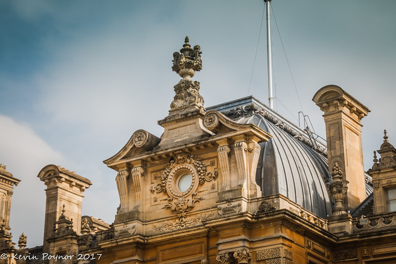 30-Dec-17 Architectural Detail - Waddesdon Manor