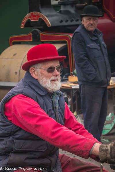 17-Apr-17 Candid from Quorn Traction Rally and Vintage Fair.