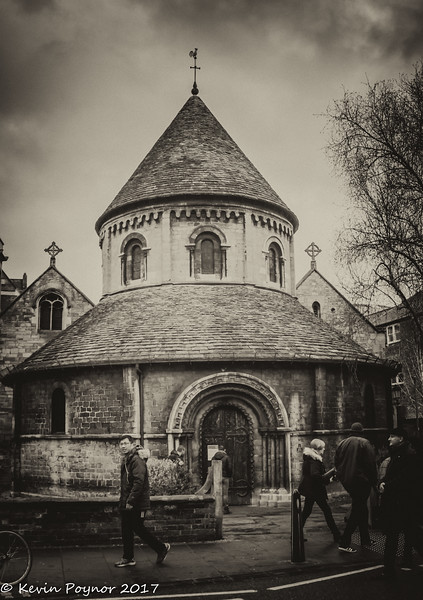 14-Feb-17 The Round Church, Cambridge
