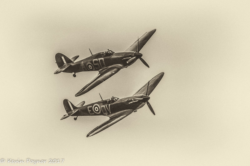 19-Jul-17 Spitfire and Hurricane