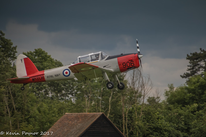 14-Jul-17 de Havilland Chipmunk