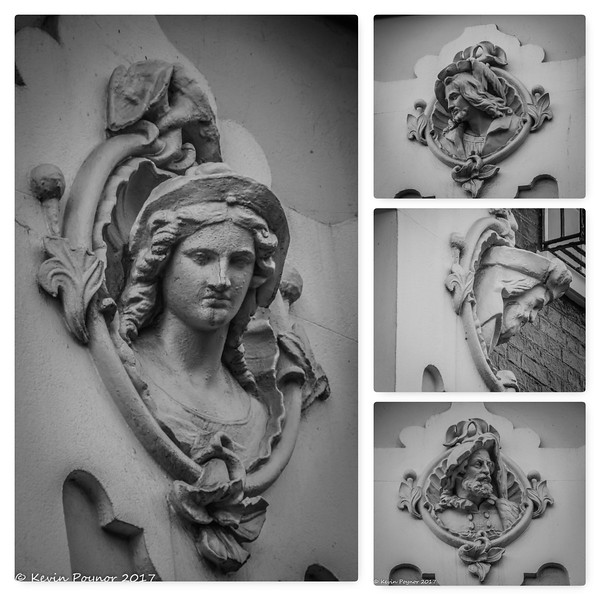 22-Jan-17 Facade Mouldings on Cintra House, Cambridge.