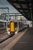 4-Feb-17 Class 387 Electric Multiple Unit at Cambridge Station.