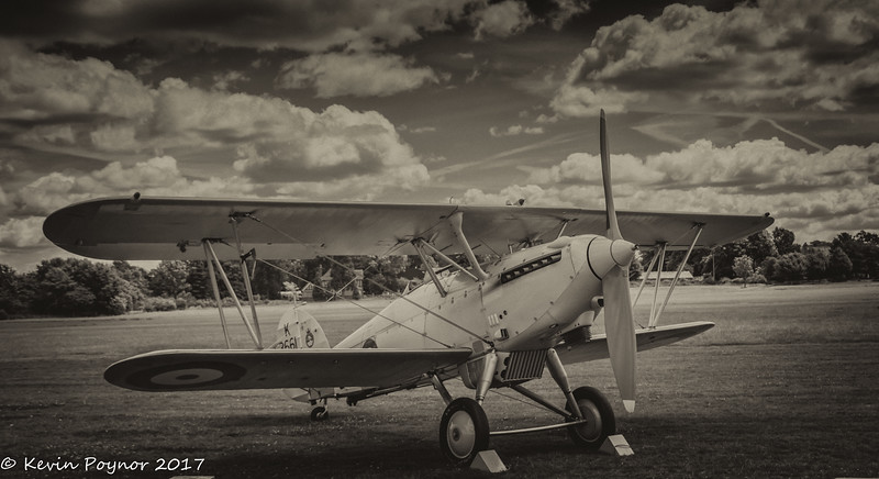 1934 Hawker Nimrod II K3661