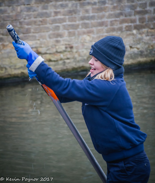 20-Feb-17 Punting Down the River