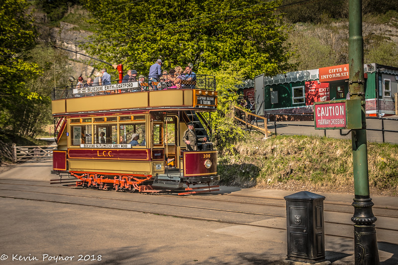 19-May-18 LCC 106 at Crich